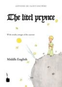 Der kleine Prinz. Le Petit Prince-Middle English