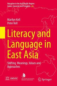 Literacy and Language in East Asia