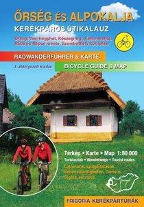 Radwanderführer & Karte für die Orség und das ungarische Alpenvo