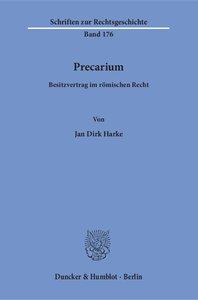 Precarium.