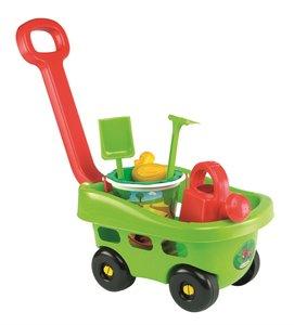 Simba Gärtner-Handwagen mit Eimergarnitur