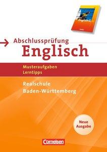 Abschlussprüfung Englisch 10. Schuljahr. Arbeitsheft Realschule