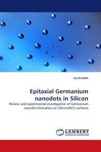 Epitaxial Germanium nanodots in Silicon