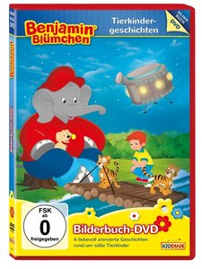Bilderbuch DVD : Tierkindergeschichten