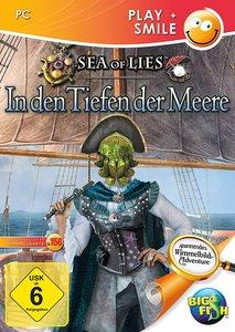 PLAY+SMILE: Sea of Lies - In den Tiefen der Meere (Wimmelbild-Ad