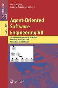 Agent-Oriented Software Engineering VII