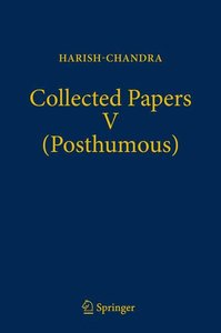 Collected Papers V (Posthumous)