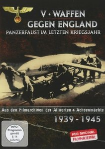 Der 2.Weltkrieg-V-Waffen Gegen England