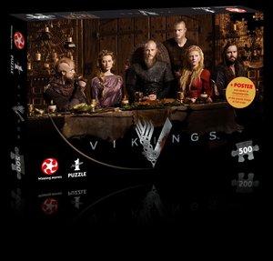 Vikings Ragnar\'s Court (Puzzle)