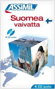 Assimil-Methode. Finnisch ohne Mühe heute. 4 CDs