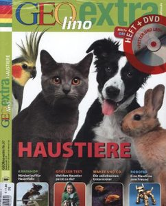GEOlino extra Haustiere inkl. DVD