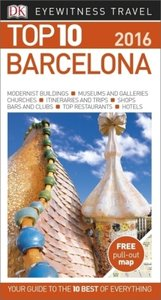 Eyewitness Top 10 Travel Guide: Barcelona
