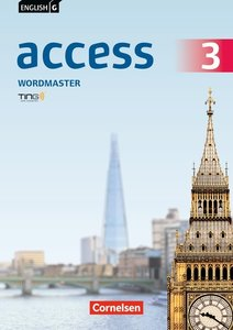 English G Access 03. 7. Schuljahr Wordmaster