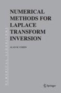 Numerical Methods for Laplace Transform Inversion