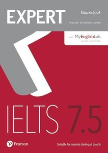 Expert IELTS 7.5 Coursebook with Online Audio and MyEnglishLab P