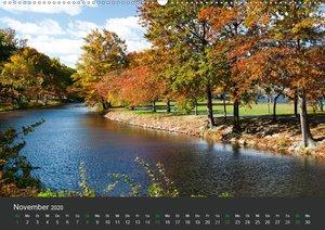 Herbst und Küste in Boston & New England