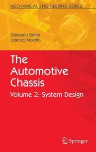 The Automotive Chassis 2