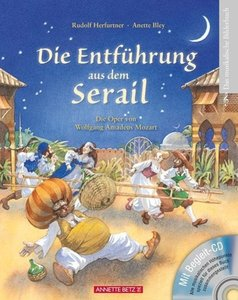 Die Entführung aus dem Serail mit CD