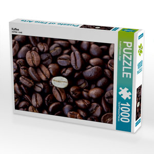 Kaffee 1000 Teile Puzzle quer