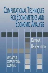 Computational Techniques for Econometrics and Economic Analysis