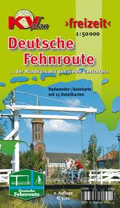 Deutsche Fehnroute 1 : 50 000