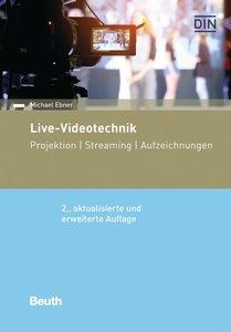 Live-Videotechnik