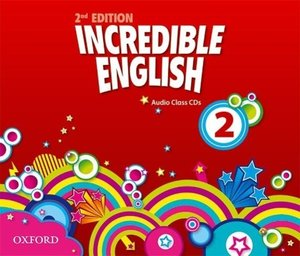 Incredible English 2. 2nd edition. Class Audio CDs