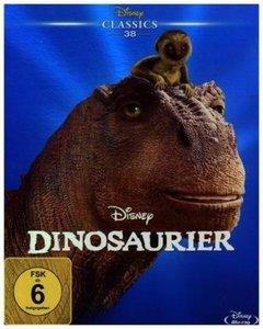 Dinosaurier, 1 Blu-ray