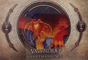Asmodee FFGD1310 - Descent 2. Edition: Valyndra Hauptmann-Set, E