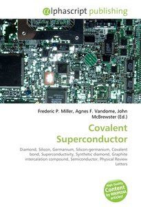 Covalent Superconductor