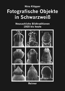 Fotografische Objekte in Schwarzweiß
