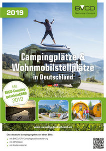 Campingplätze und Wohnmobilstellplätze in Deutschland 2019