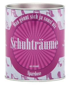 """Spardose \""""Schuhträume\"""""""