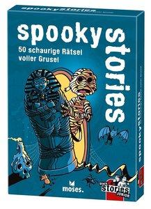 black stories junior - spooky stories