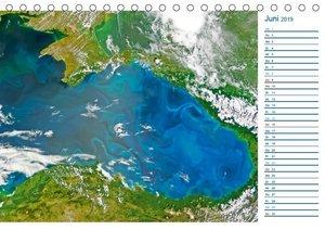Die Erde: Bilder aus dem Weltall (Tischkalender 2019 DIN A5 quer
