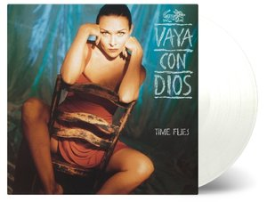 Time Flies-Limited Transparent Vinyl