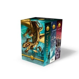 The Heroes of Olympus Boxed Set: The Lost Hero/The Son of Neptun
