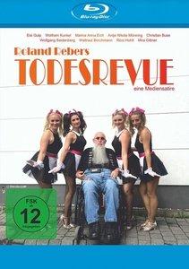 Roland Rebers Todesrevue, 1 Blu-ray