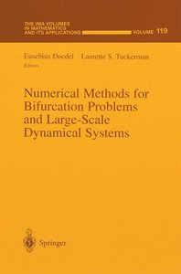 Numerical Methods for Bifurcation Problems and Large-Scale Dynam