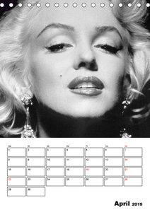 Marilyn Monroe. Weltstar und Sexsymbol (Tischkalender 2019 DIN A