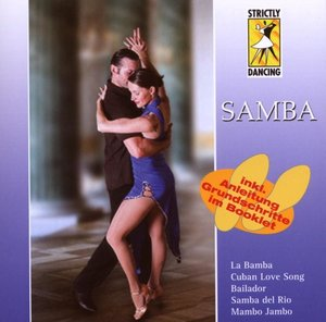 Strictly Dancing-Samba