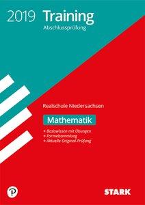 Training Abschlussprüfung Realschule Niedersachsen 2019 - Mathem