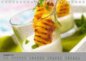 Süßkram - Leckereien aus der Küche (Tischkalender 2019 DIN A5 qu