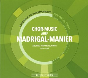 Chor-Music auff Madrigal-Manier