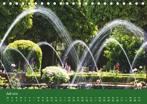 Wasser (Tischkalender 2019 DIN A5 quer)