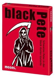 moses black stories black Pete - Schwarzer Peter