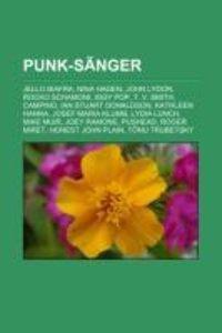 Punk-Sänger