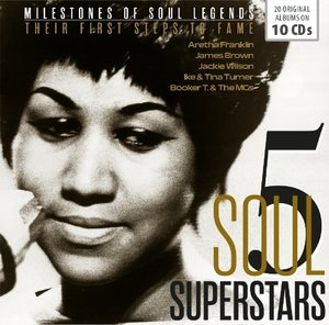5 Soul Stars-First Step