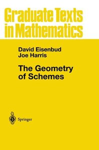 The Geometry of Schemes