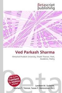 Ved Parkash Sharma
